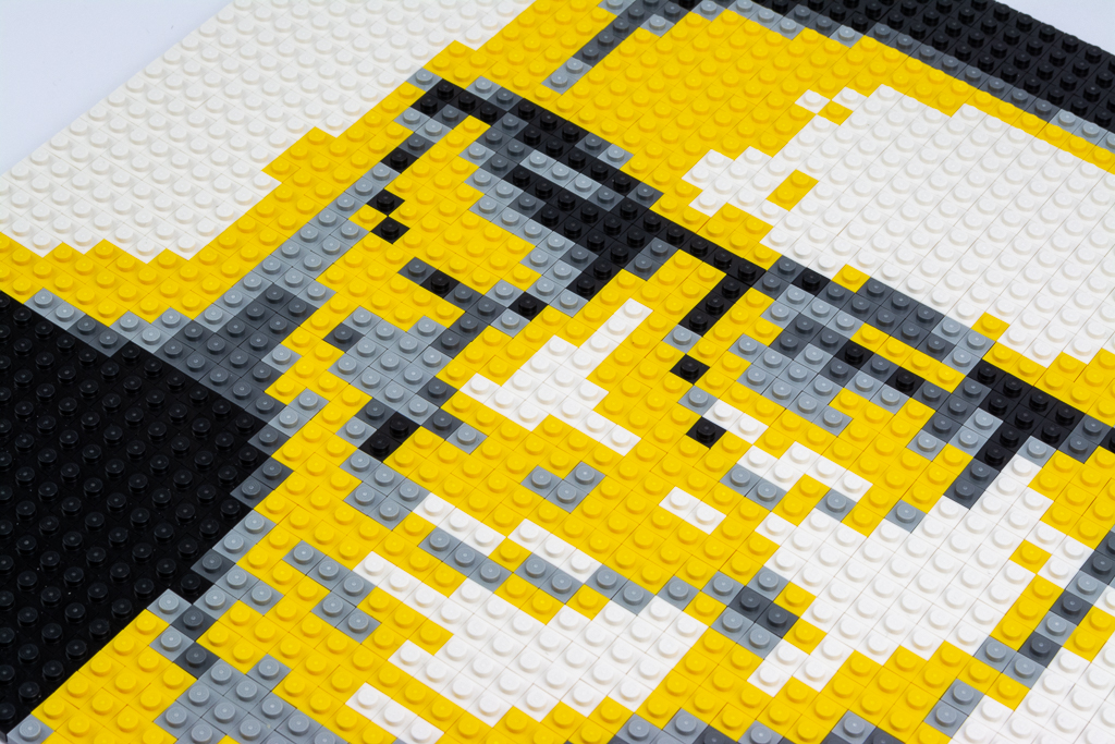 LEGO Review Mosaic 20