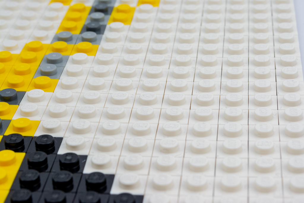 LEGO Review Mosaic 21