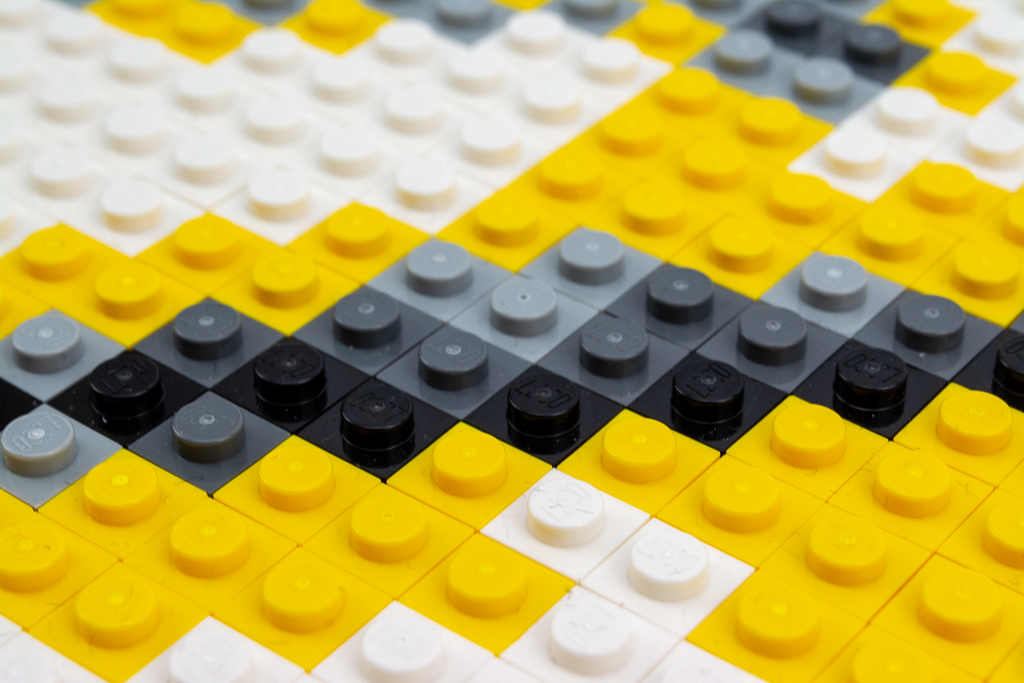 LEGO Review Mosaic 22