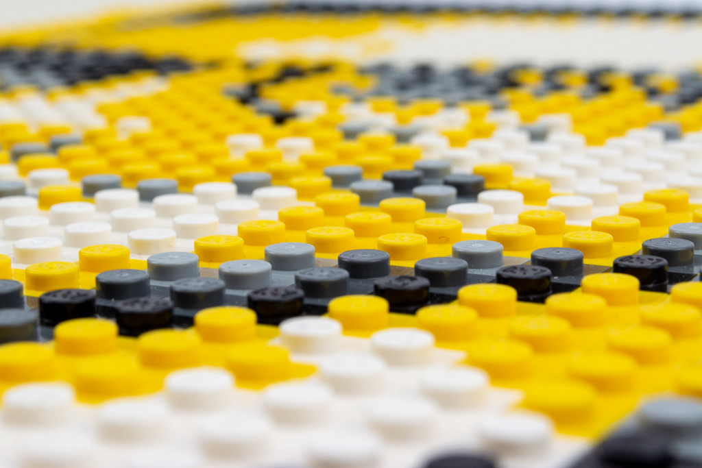 LEGO Review Mosaic 23