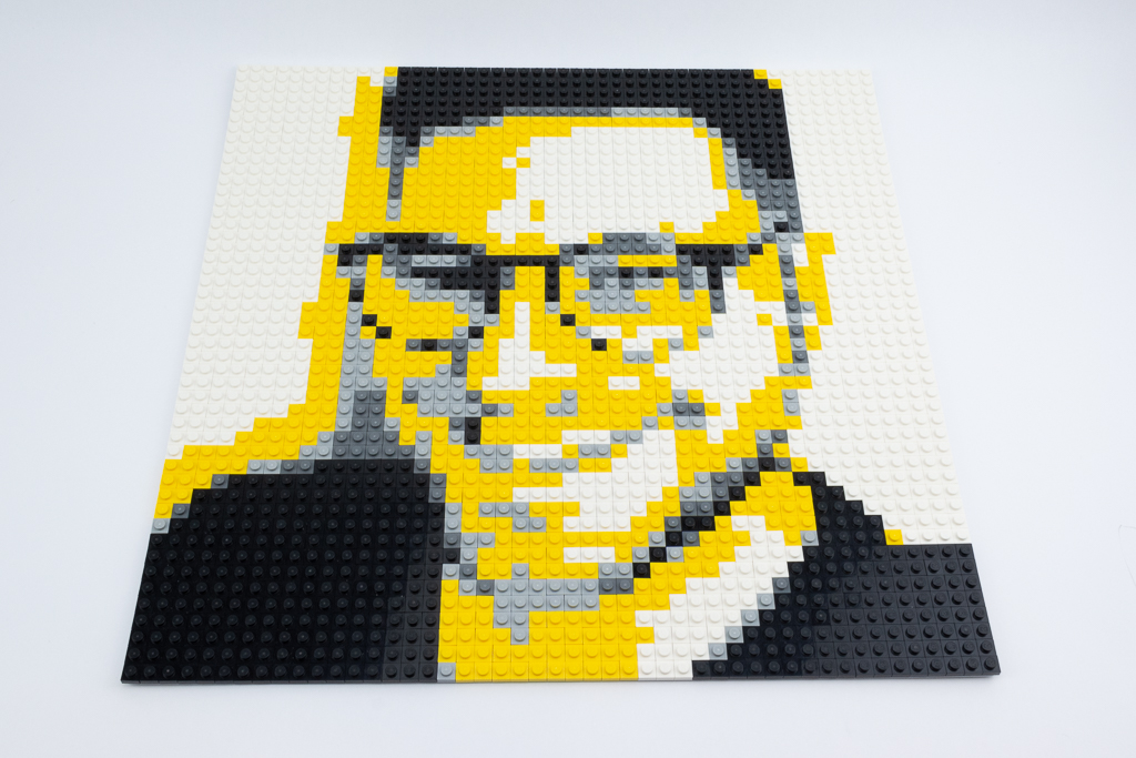 LEGO Review Mosaic 27