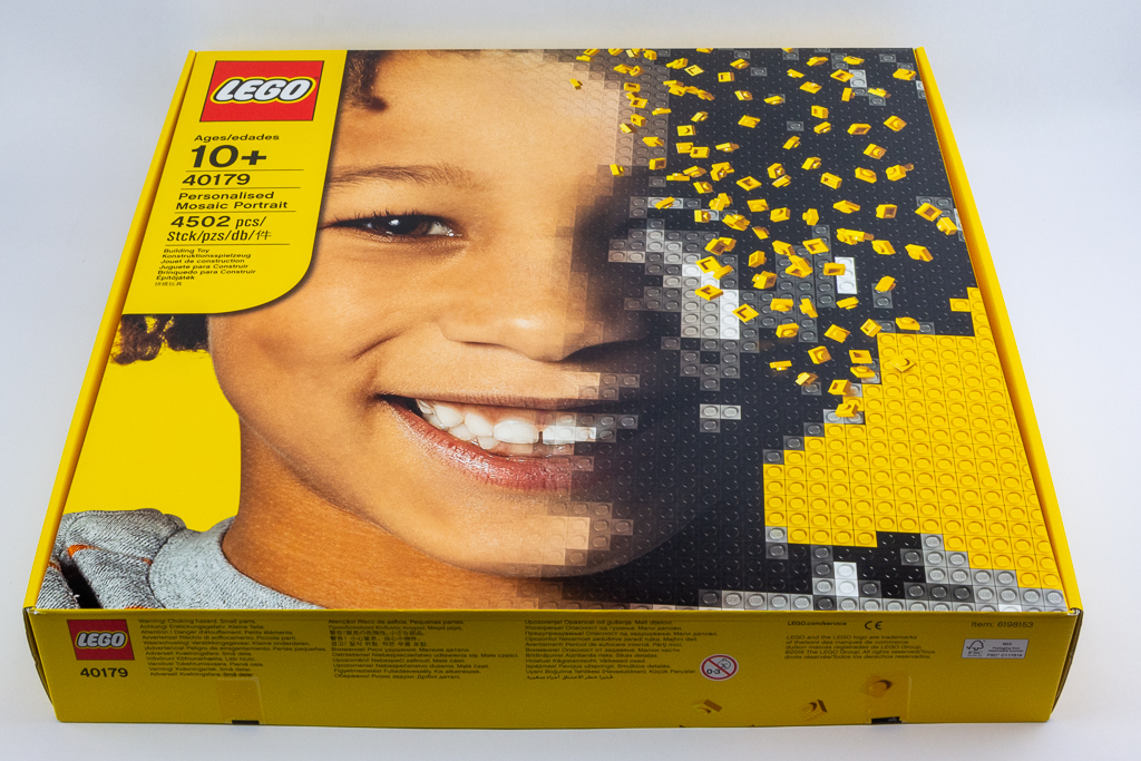 LEGO Review Mosaic 28