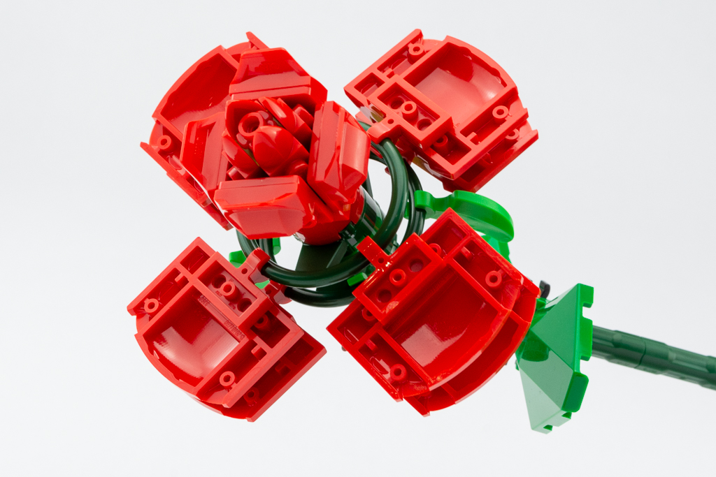 LEGO Review Roses 01