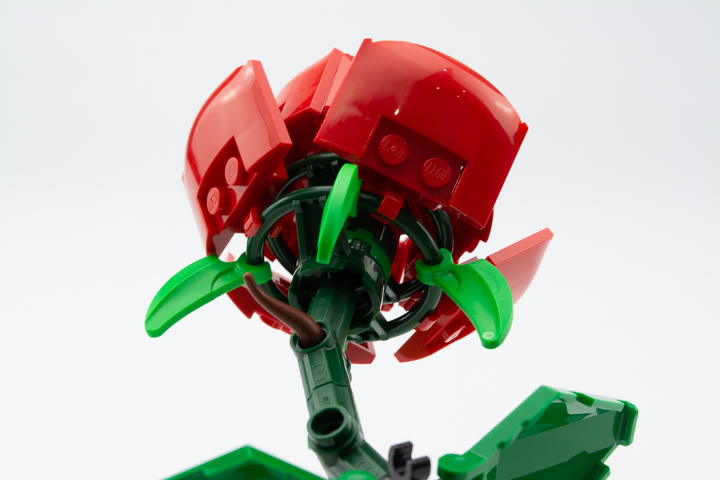 LEGO Review Roses 03