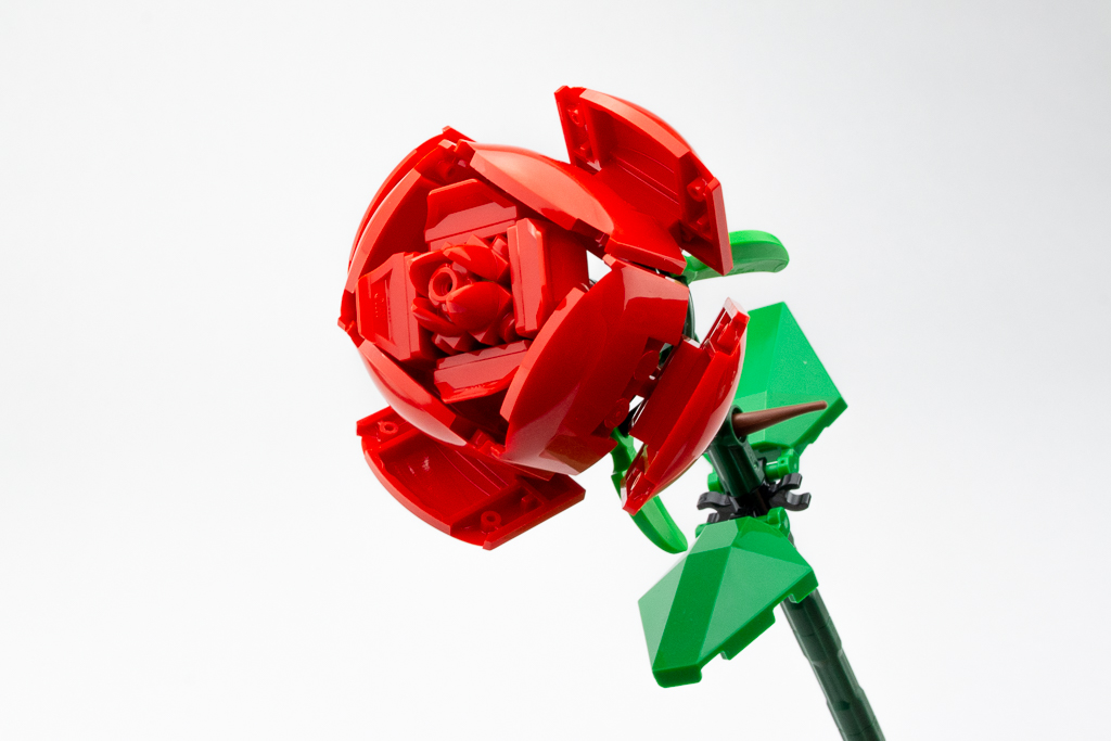 LEGO Review Roses 12