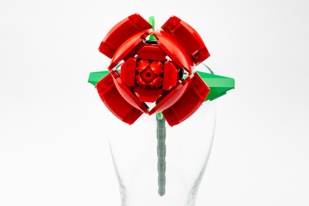 LEGO Review Roses 15