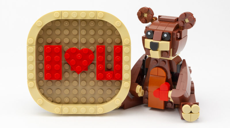 LEGO Review Valentines Brown Bear 01 E1612304725489