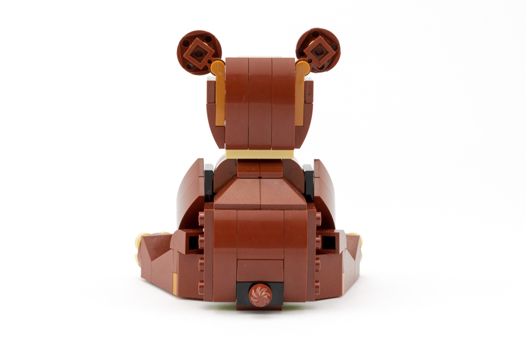 LEGO Review Valentines Brown Bear 13