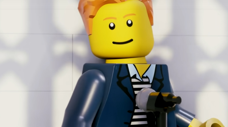 LEGO Rick Astley Featured