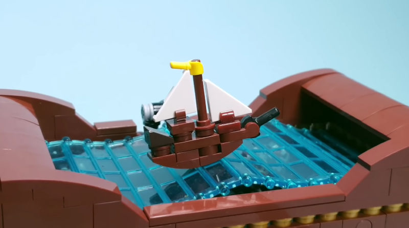 LEGO Rocking Ship Youtube Featured 800x445