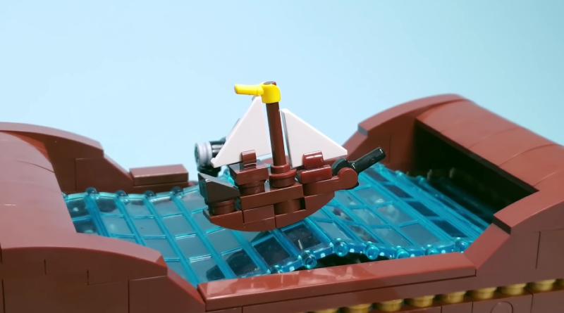 LEGO Rocking Ship Youtube Featured