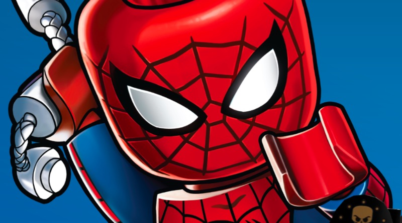 LEGO SDCC Comic Creator Spider Man Featured