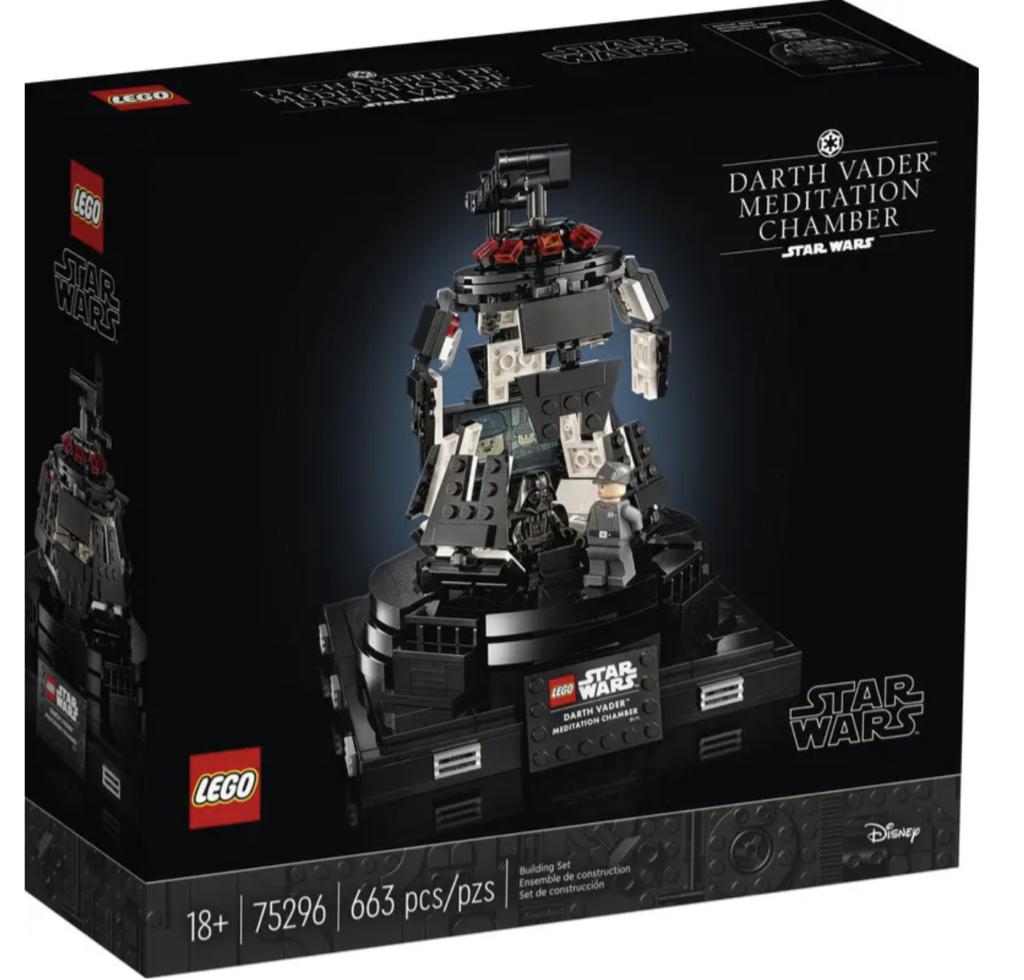 LEGO SW 75296 Darth Vader Meditaton Chamber