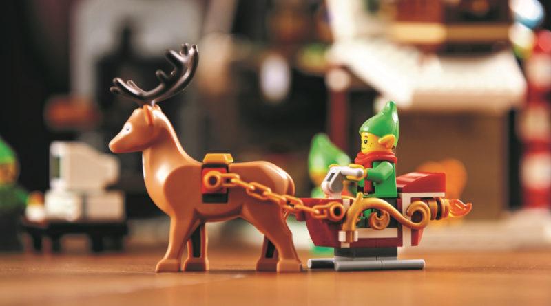 LEGO Seasonal 10275 Elf Club House