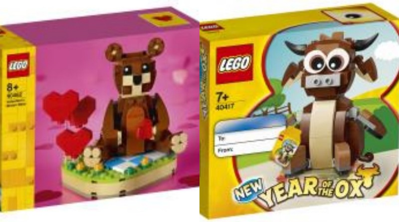LEGO Seasonal 2021 Featured