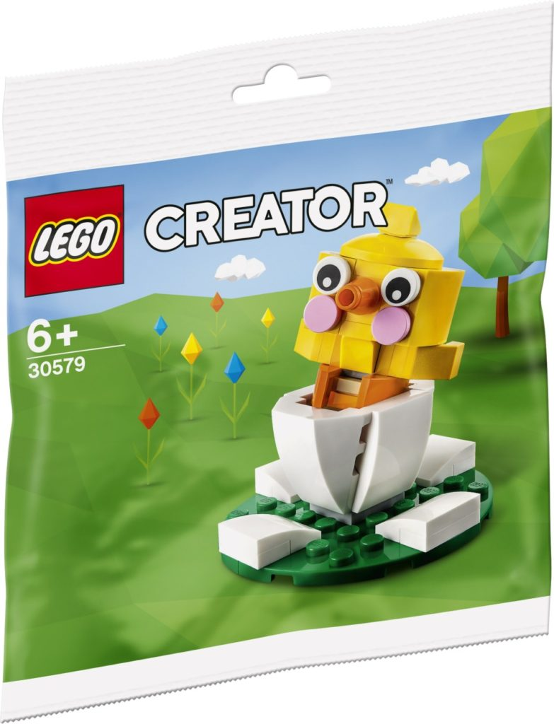 LEGO Seasonal 30579 Hatching Chick 1