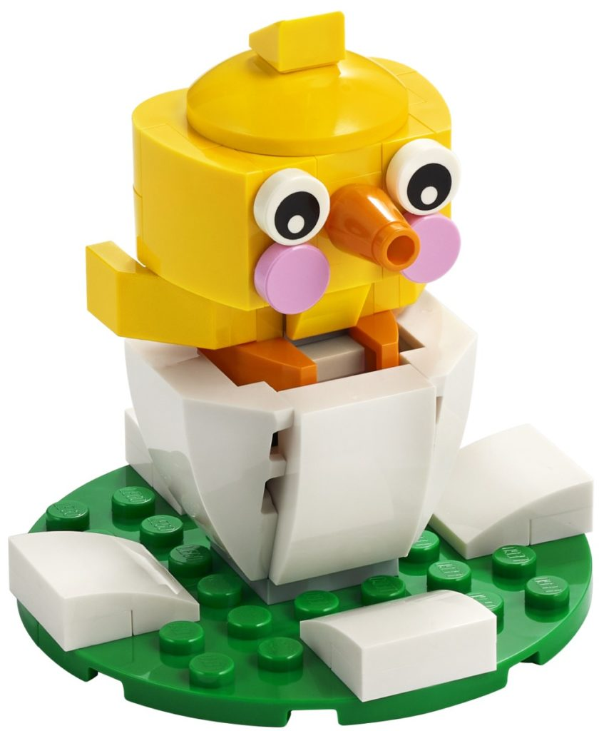 LEGO Seasonal 30579 Hatching Chick 2