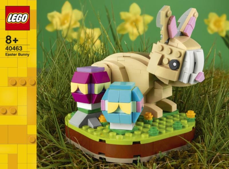 LEGO Seasonal 40463 Easter Bunny 1