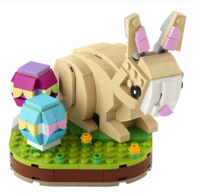 LEGO Seasonal 40463 Easter Bunny 2