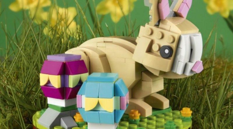 LEGO Seasonal 40463 Easter Bunny featured