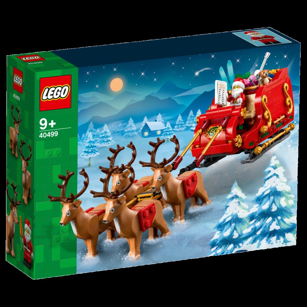 LEGO Seasonal 40499 Santas Sleigh 1