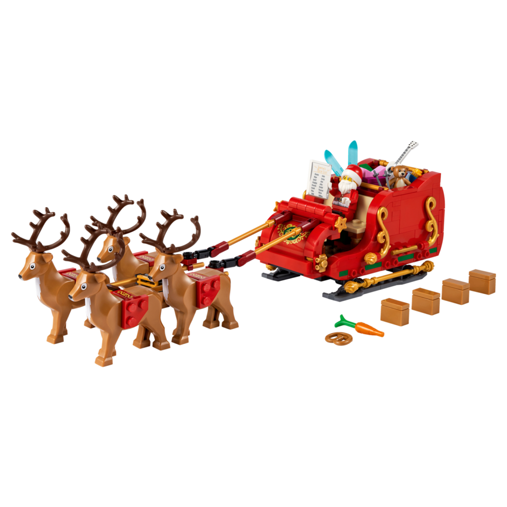 LEGO Seasonal 40499 Santas Sleigh 2
