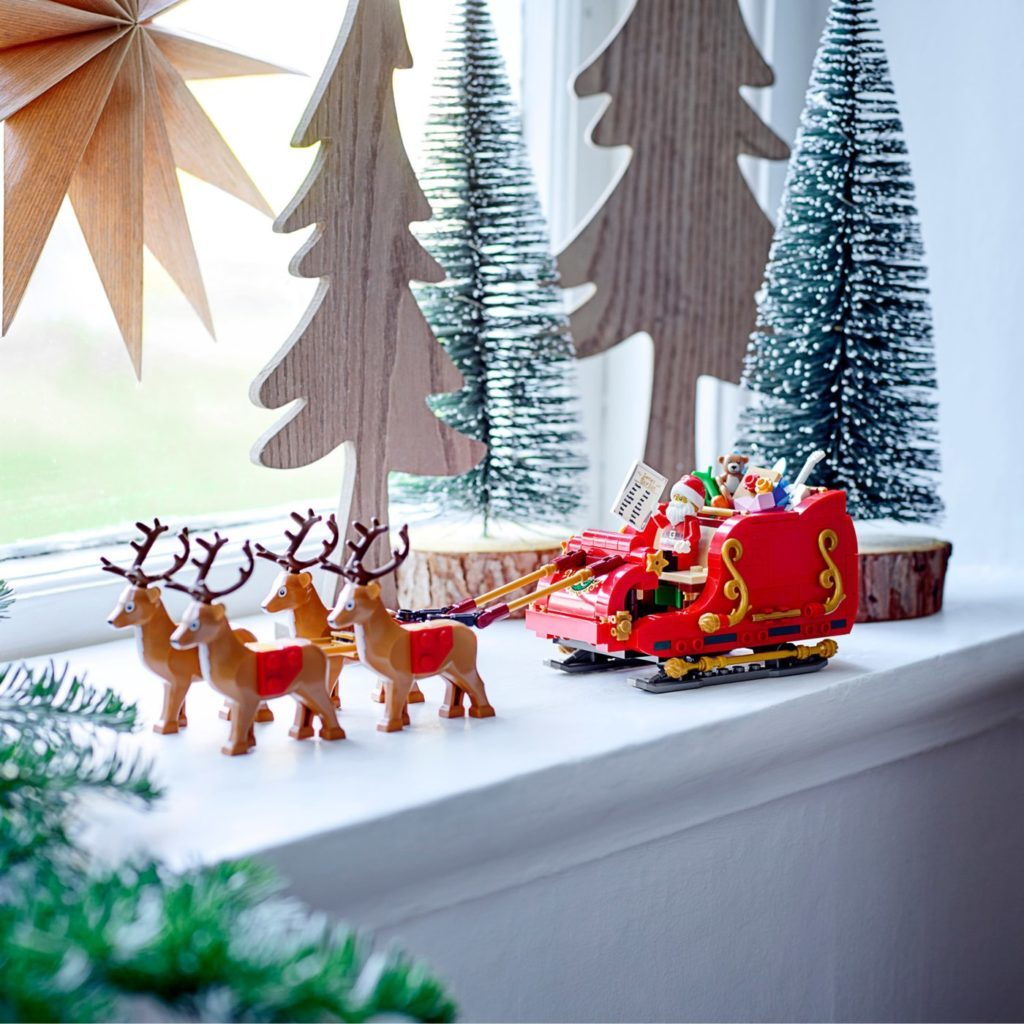 LEGO Seasonal 40499 Santas Sleigh 4