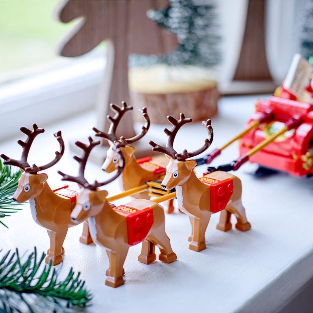LEGO Seasonal 40499 Santas Sleigh 5