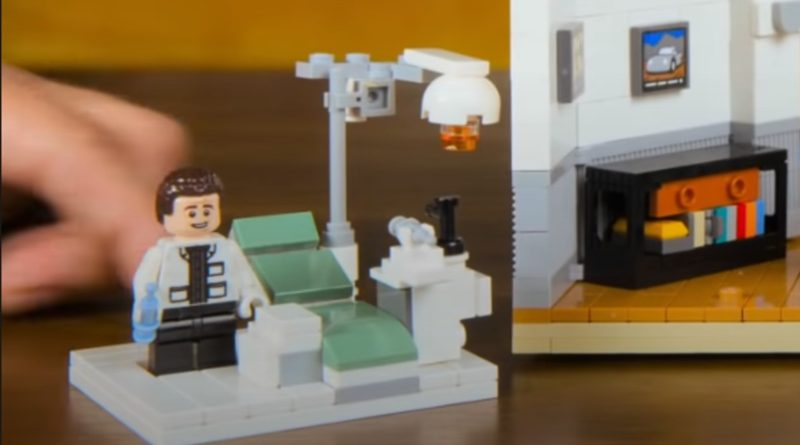 LEGO Seinfeld mystery new set featured