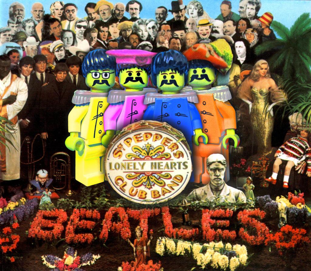 LEGO Sgt Pepper