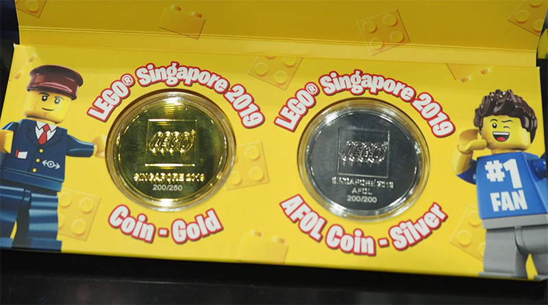 LEGO Singapore Exclusive Coins Featured 800 445