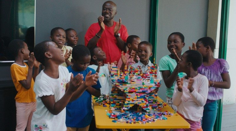 LEGO Sir David Adjaye featured