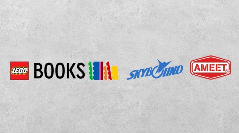 LEGO Skybound comic partnership resized featured