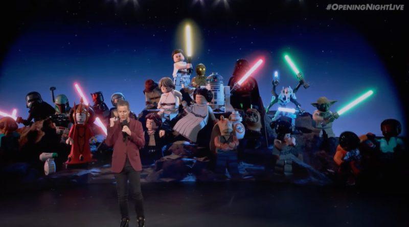LEGO Skywalker Sage Trailer 2021