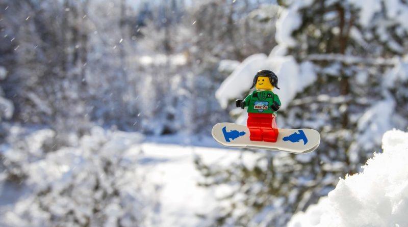 LEGO Snowboarding E1612807717875