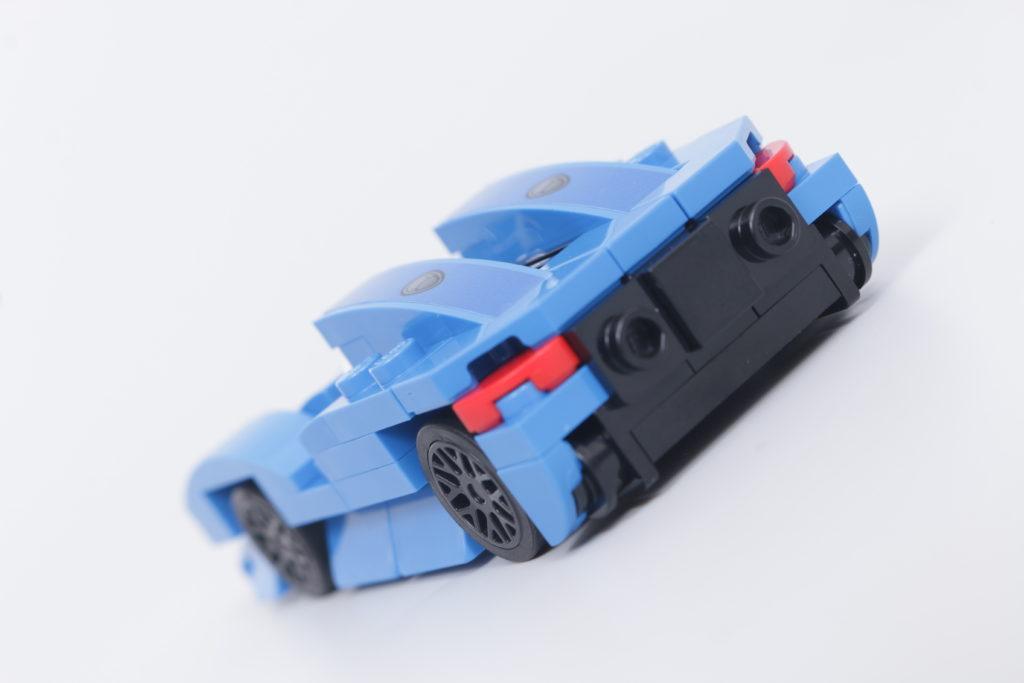 LEGO Speed Champions 30343 McLaren Elva GWP review 4
