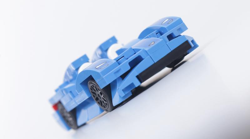 LEGO Speed Champions 30343 McLaren Elva GWP Review Title 1