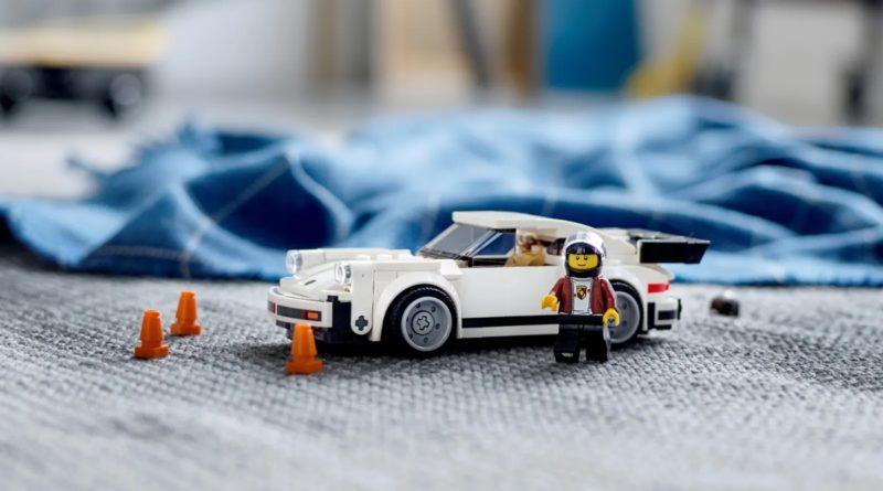 LEGO Speed Champions 75895 1974 Porsche 911 Turbo 3.0 lifestyle featured