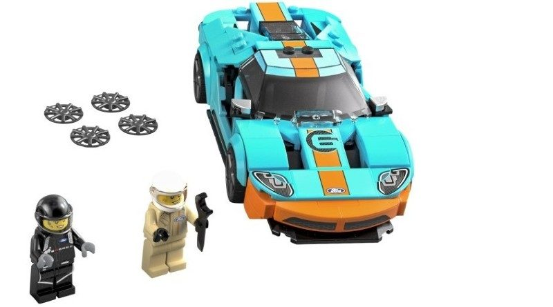 LEGO Speed Champions 75905 Ford GT Featured 800x445