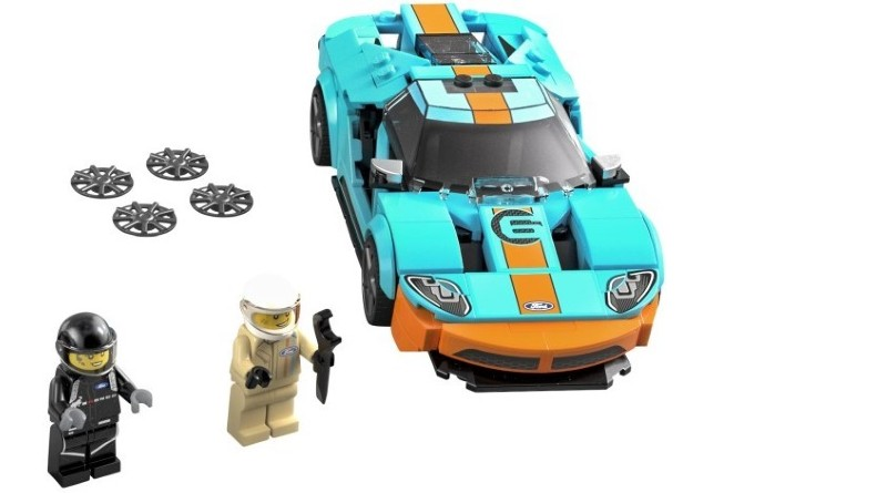 LEGO Speed Champions 75905 Ford GT Featured