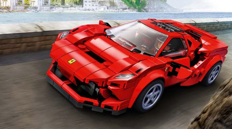 LEGO Speed Champions 76895 Ferrari Featured