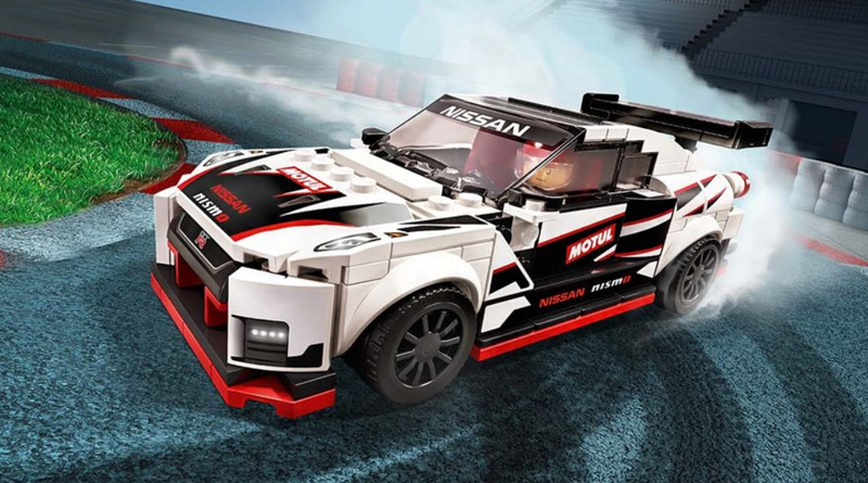 LEGO Speed Champions 76896 Nissan featured