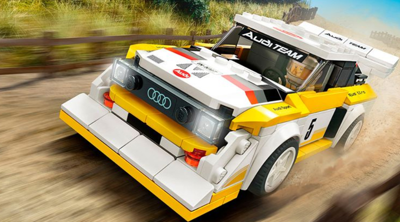 LEGO Speed Champions 76897 Quattro Featured