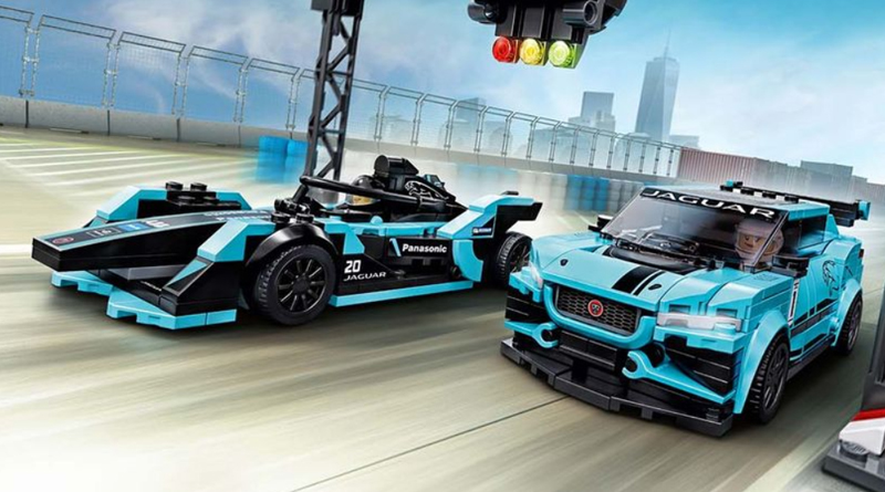 LEGO Speed Champions 76898 Formula E Featured
