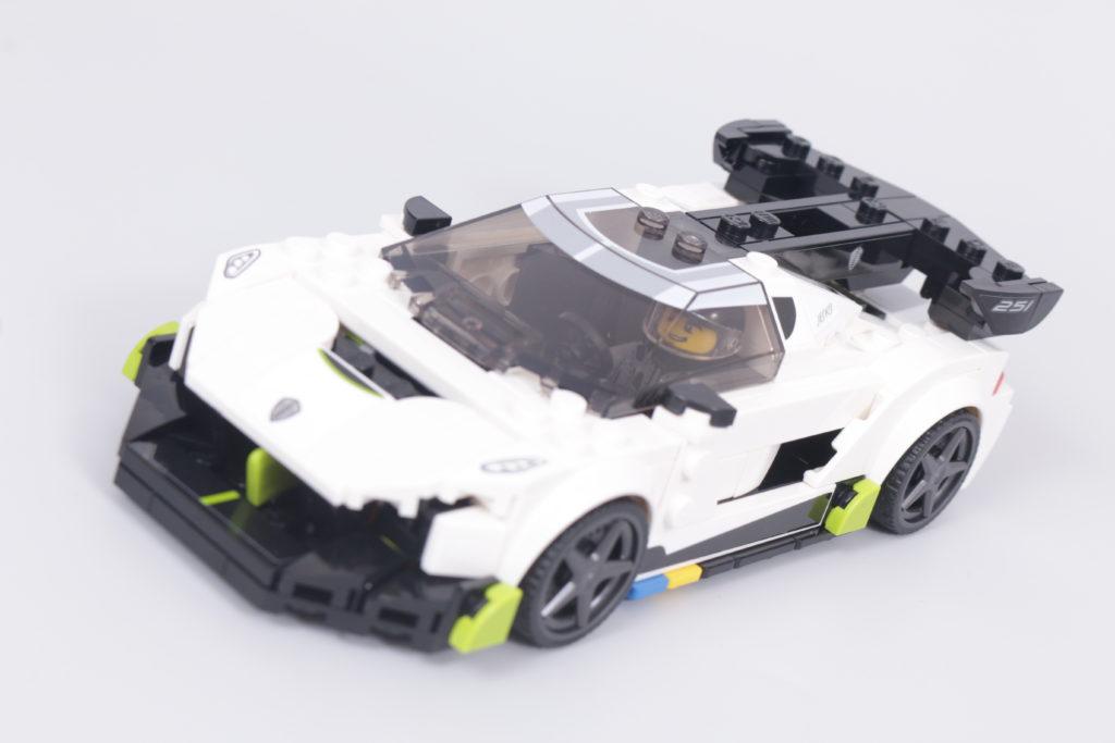 LEGO Speed Champions 76900 Koenigsegg Jesko Review 1