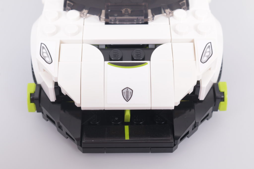 LEGO Speed Champions 76900 Koenigsegg Jesko Review 11