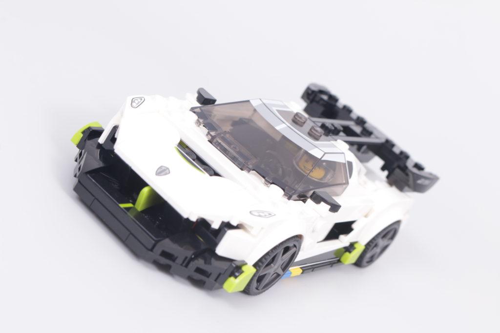 LEGO Speed Champions 76900 Koenigsegg Jesko Review 15