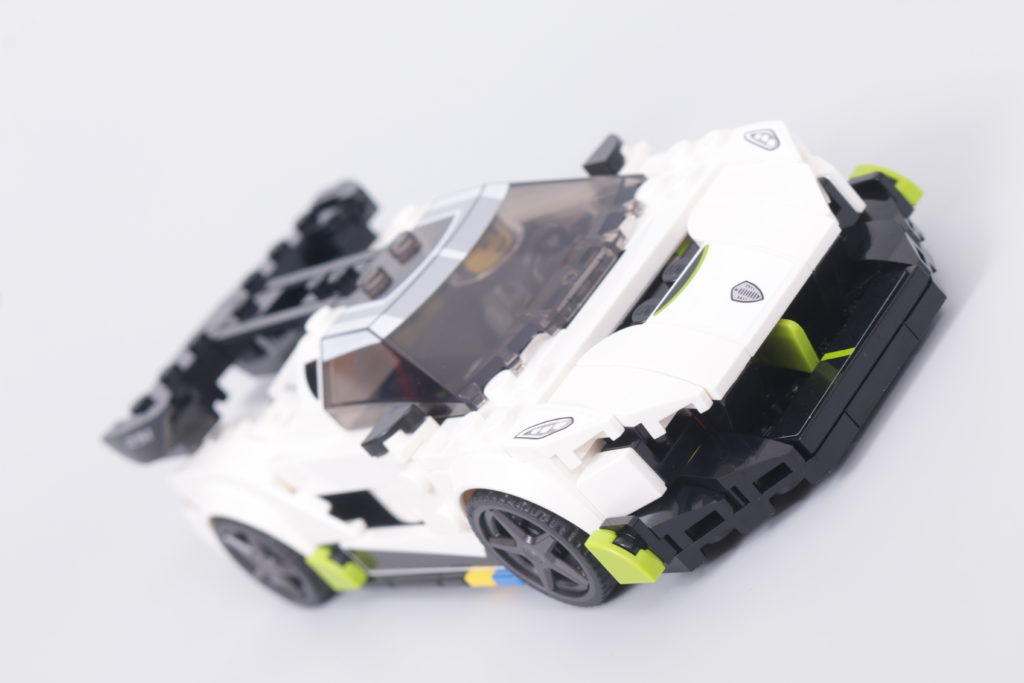 LEGO Speed Champions 76900 Koenigsegg Jesko Review 2