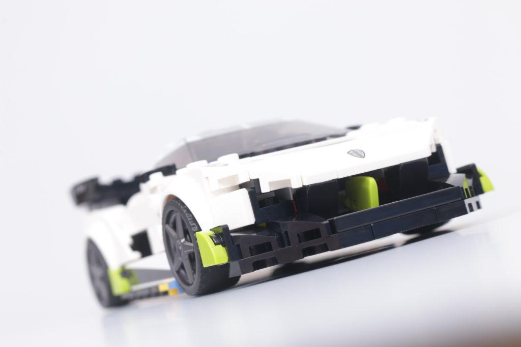 LEGO Speed Champions 76900 Koenigsegg Jesko Review 20