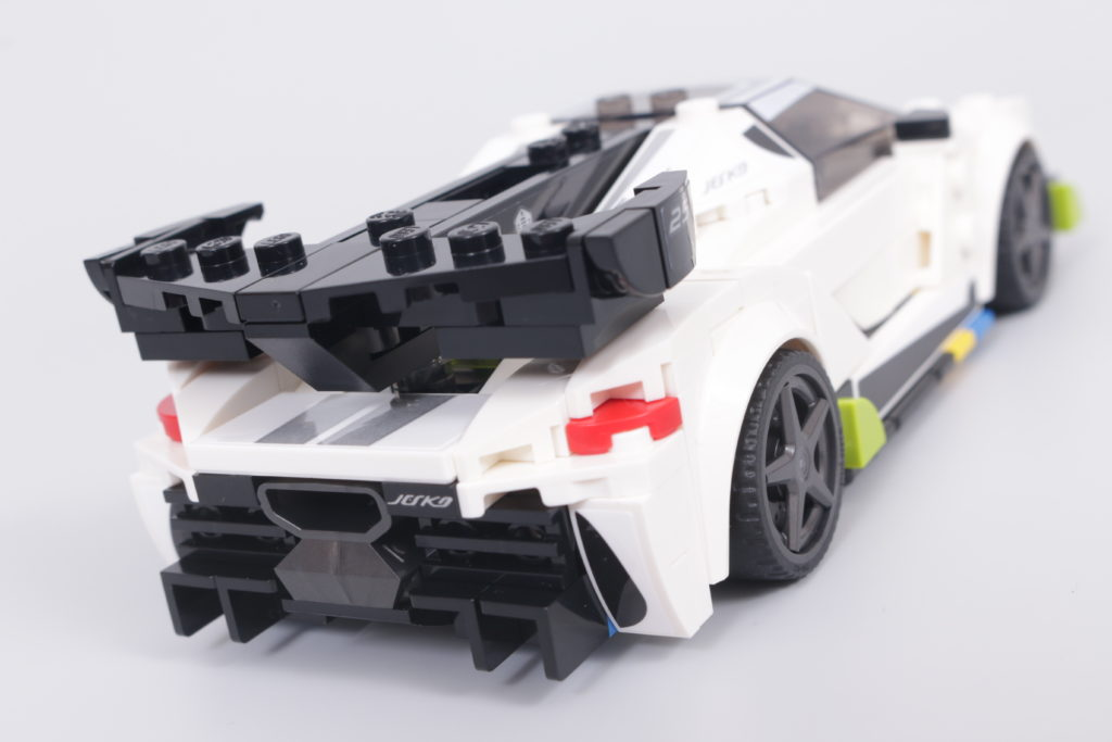 LEGO Speed Champions 76900 Koenigsegg Jesko Review 22